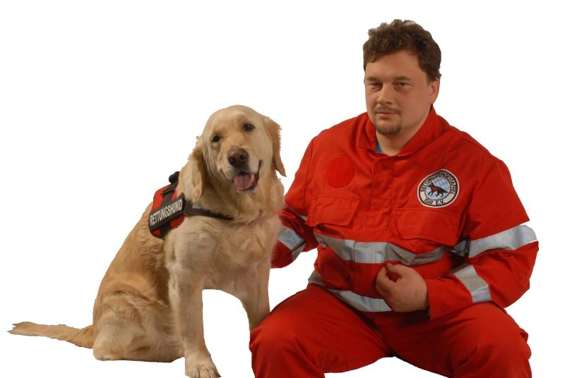 Dreharbeiten mit Hunden für Jeffo