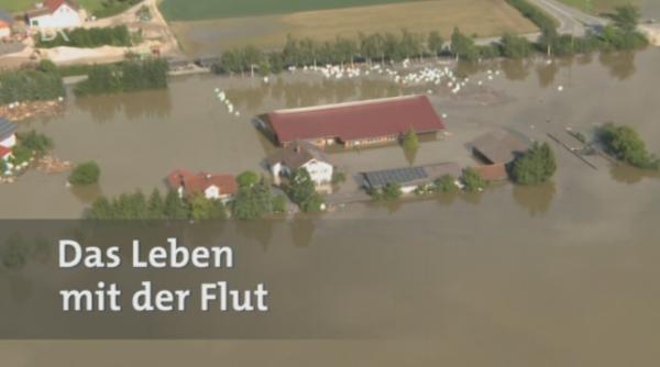 Erfolgreich: 11,7% MA – Dokumentation über das Hochwasser in Bayern